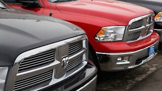Where are all the pickup trucks? Buyers & dealers see major shortage