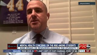 KHSD works to help students struggling with mental health issues during pandemic