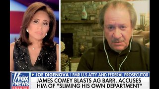 Former US Attorney: Obama knew Comey was going to blackmail Trump before he took office