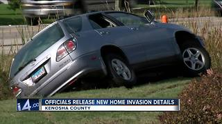 Stolen cell phones help deputies find violent Kenosha home invasion suspect - Video