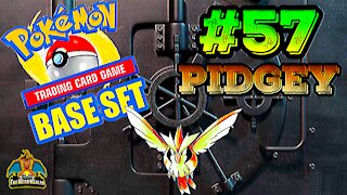 Pokemon Base Set #57 Pidgey | Card Vault