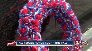 All-female veteran honor flight in the works - Video