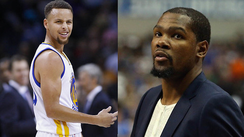 Even the Warriors are Sick of Kevin Durant's Sh*t