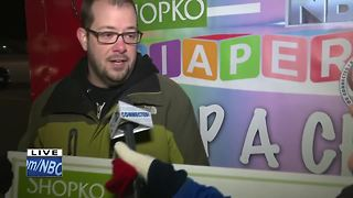 Shopko Donates $500 to Diaper Drive - Video