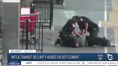 MTS, transit security agree on settlement in 2019 incident