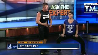 Ask the Expert: Pregnant fitness