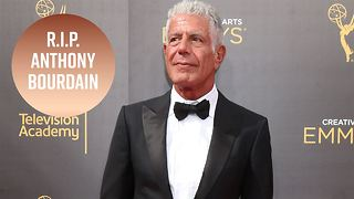 Celebrities react to Anthony Bourdain's suicide - Video
