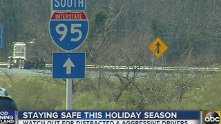 How to stay safe this holiday season - Video