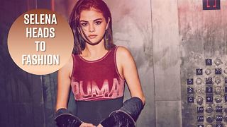 Selena Gomez named new face of Puma - Video