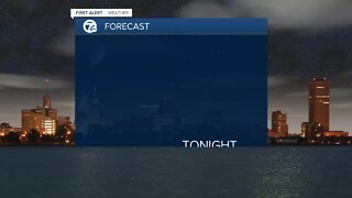 7 First Alert Forecast 0825 5pm