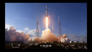 SpaceX launches latest satellites from Cape Canaveral