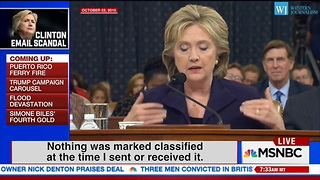 Hillary Lied During Benghazi Testimony And May Face Perjury Charges - Video