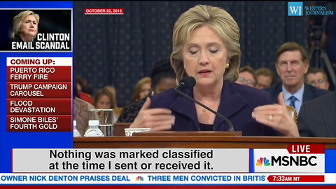 Hillary Lied During Benghazi Testimony And May Face Perjury Charges