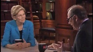"Elizabeth Warren reveals why she lied about being ""American Indian."""