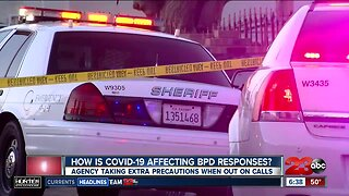 BPD taking extra precautions amid pandemic
