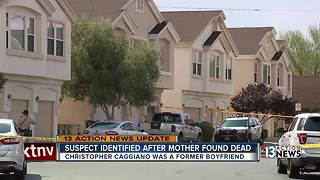 Suspect identified after mother found dead