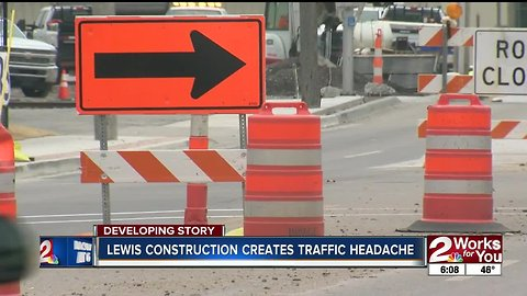 New changes coming to Lewis Ave near Mother Road Market