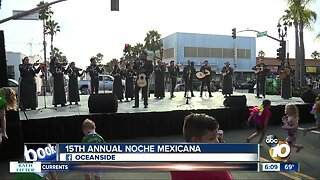 Noche Mexicana event in Oceanside celebrates Mexico's Independence Day