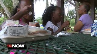 Summer feeding program offering free meals for kids in St. Pete all summer