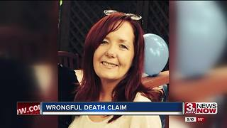 Wrongful death claim filed against 911, city - Video