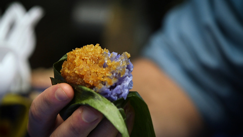 Chinatown's Kopitiam Has the Blue Malaysian Rice Ball You Never Knew You Needed