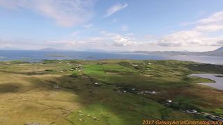 Breathtaking drone footage captures hidden Irish beauty  - Video