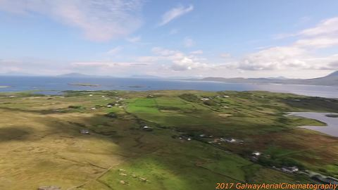 Breathtaking drone footage captures hidden Irish beauty