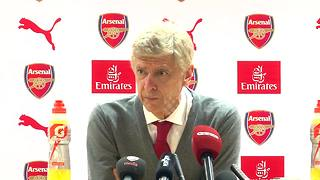 Arsene Wenger says he will Catalan if Barcelona quite Spain - Video