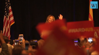 Kelli Ward Kicks Off Senate Campaign With Support From Laura Ingraham and Steve Bannon - Video