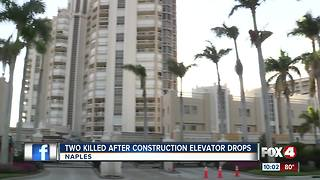Two workers killed in construction mishap - Video