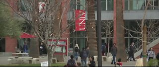 UNLV employees test positive for COVID-19