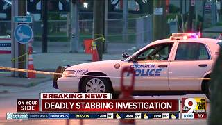 Mainstrasse triple stabbing leaves 1 dead, 2 injured