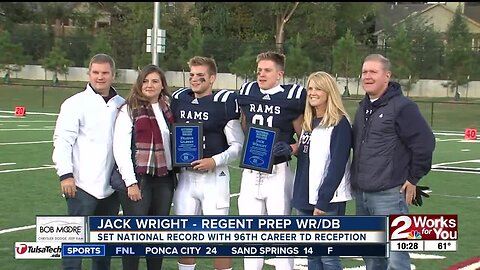 Friday Night Live Player of the Week: Jack Wright