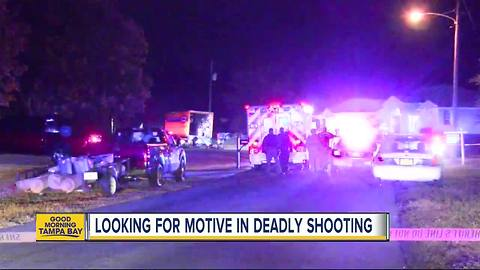 Hernando deputies investigating deadly shooting in Spring Hill