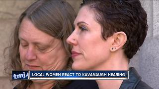 Kavanaugh hearing draws mixed local reaction