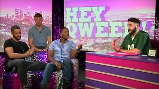 RuPaul's Drag Race Pit Crew on Hey Qween with Jonny McGovern - Video