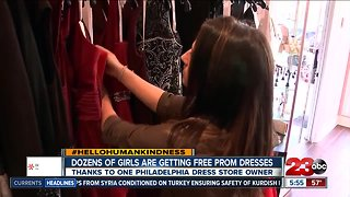 Hello humankindness: Free prom dresses