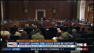 Springing forward and falling back could go bye-bye under new bill - Video