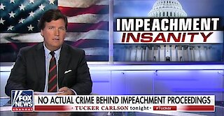 Tucker Carlson: Trump committed no impeachable offense