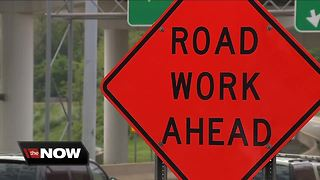 Local drivers putting roadside workers at risk - Video