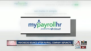 Paychecks bounce after payroll company defuncts