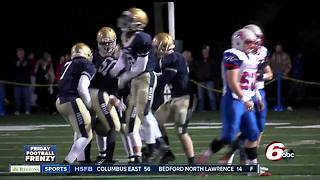 HIGHLIGHTS: Roncalli 23, Cathedral 28 - Video