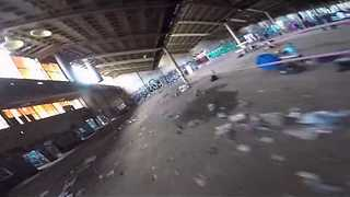 Epic Drone Racing!