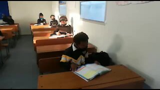 WATCH: More Western Cape learners return to school today (BiV)