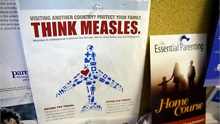 U.S. records 41 new cases of measles last week