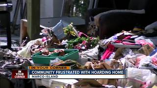 Marco Island neighbors fed up with eyesore house - Video