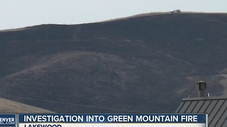 Green Mountain Fire: Fire is 100 percent contained, but still no cause determined