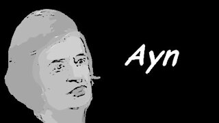 Ayn Rand reified concepts
