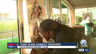 Team Elam Charity Weekend Kicks Off