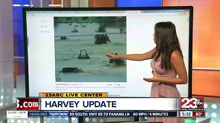 Hurricane Harvey everyday Heroes - Video